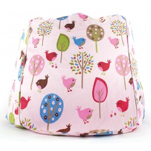 Chirpy Bird Bean Bag