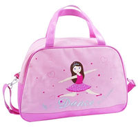 Dance Melody Pale Pink Overnight Bag