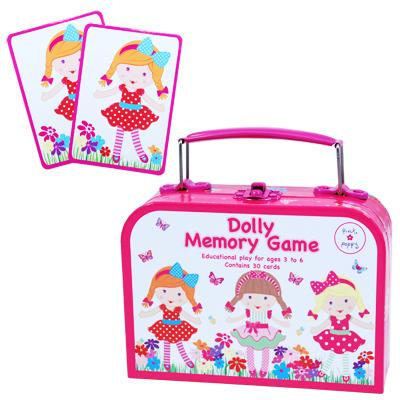 Polka Dot Memory Game