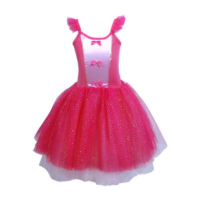 Fairytale Princess Hot Pink Dress