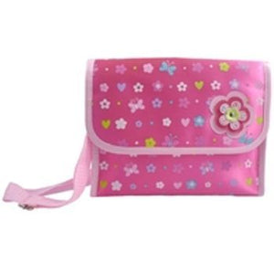 Flower Power Satchel Bag