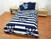 Geelong Cats Quilt