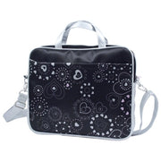 Glamour Girl Black Laptop Bag