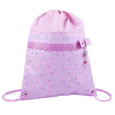 Sweetness & Charms Pale Pink Utility Bag