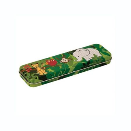 Jungle Pencil Tin