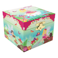 Forest Fairy Musical Jewellery Box - Small