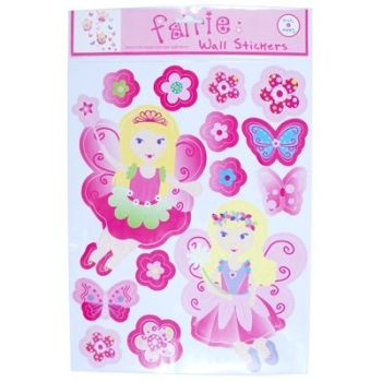 Fairies Wall Stickers