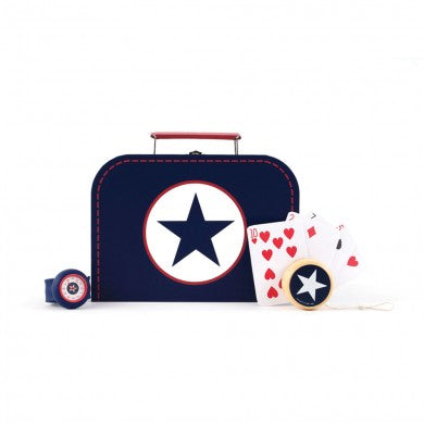 Navy Star Gift Box