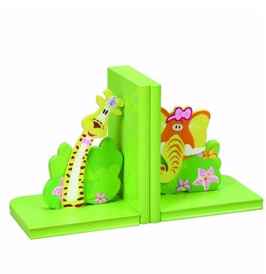 Safari Bookends