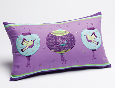 Butterfly Lantern Cushion