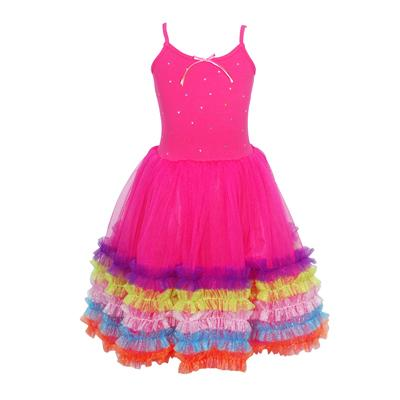 Fiesta Hot Pink Dress