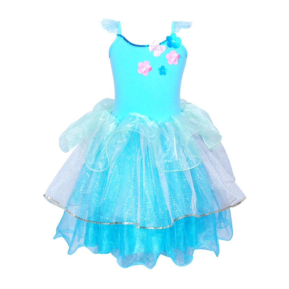 Princess Dreams Blue Dress