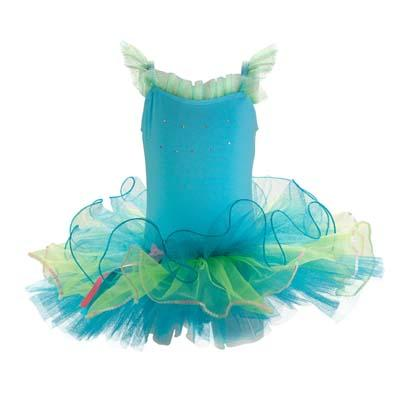 Dancing Star Blue Tutu Dress