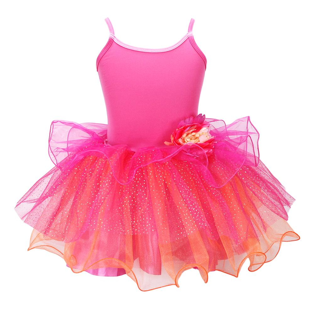 Bloom Fairy Hot Pink Dress