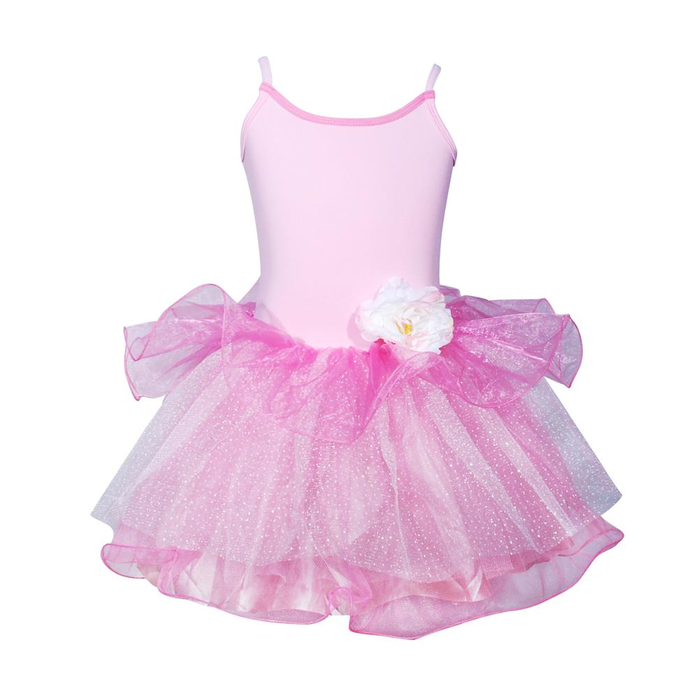 Bloom Fairy Pale Pink Dress