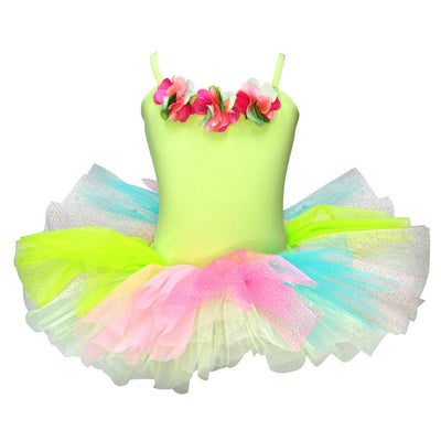 Forest Fairy Tutu Dress