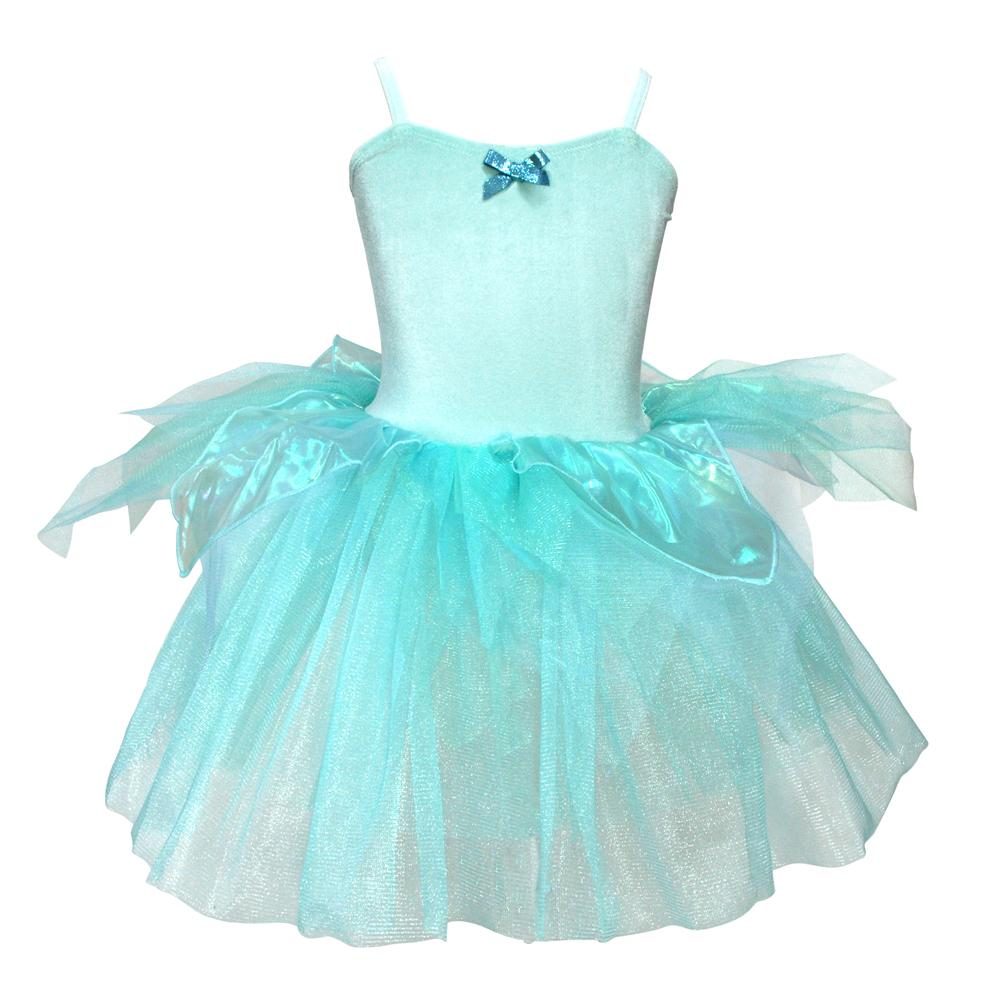 Tink Pixie Green Dress