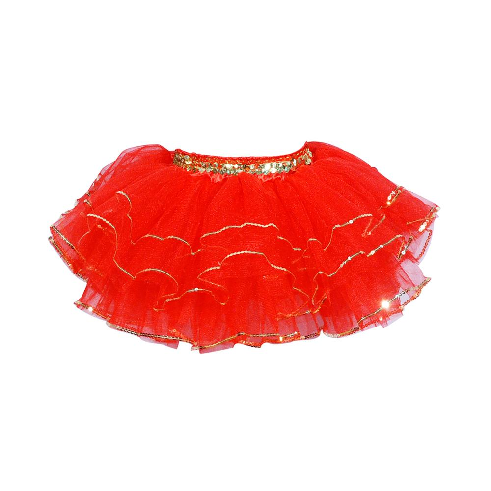 Sparkle Holiday Red Tutu