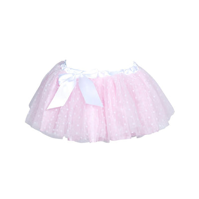 Polka Dot Ballet Skirt