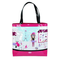 Holiday In Paris Tote Bag