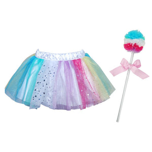 Happily Ever After Tutu & Wand