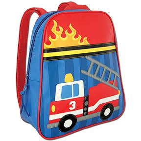 Fire Truck Go Go Backpack