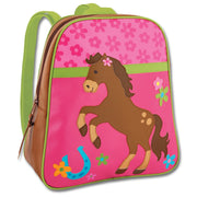 Horse Girl Go Go Backpack