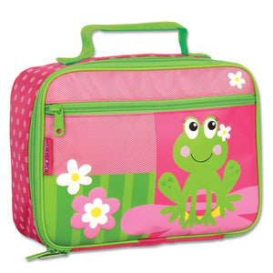 Frog Girl Lunch Box