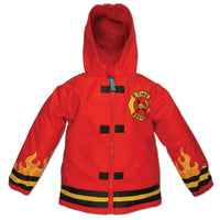 Fire Truck Raincoat
