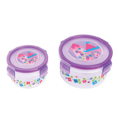 Princess Nested Snack Containers