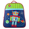 Robot Go Go Backpack