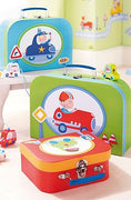 Traffic Suitcase Set