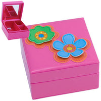 Summer Zing Hot Pink Jewellery Box