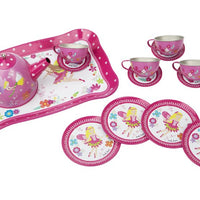 My Fairytale Tin Tea Set