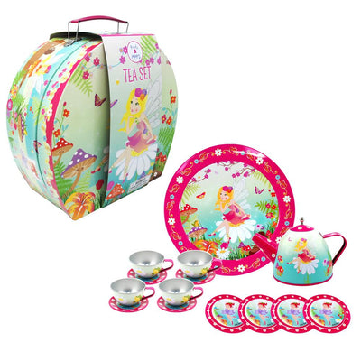 Forest Fairy Tin Tea Set