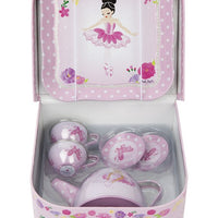 Ballerina Bouquet Mini Tea Set