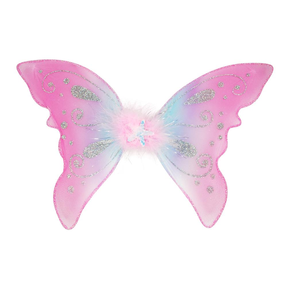 Mystic Mermaid Pale Pink Wings