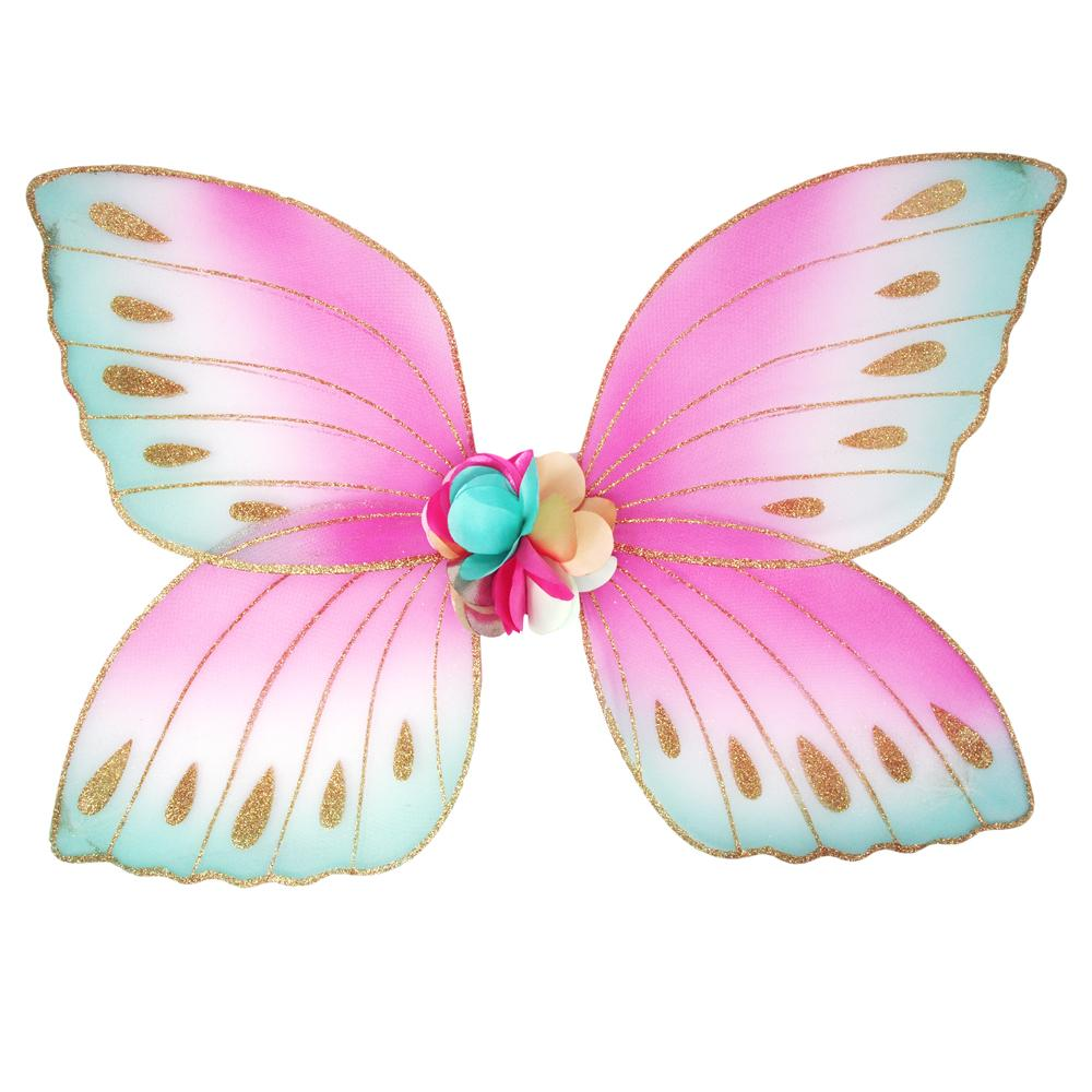 Forest Fairy Pink Wings