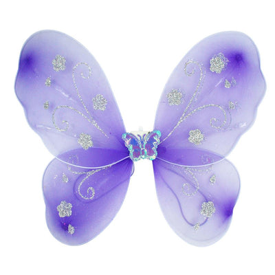 Light Up Lilac Wings
