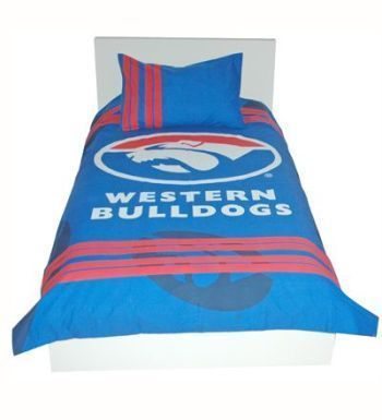 Western Bulldogs Quilt