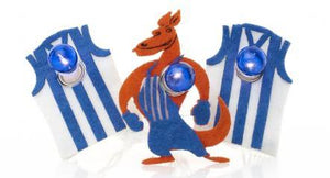 North Melbourne Kangaroo String Lights