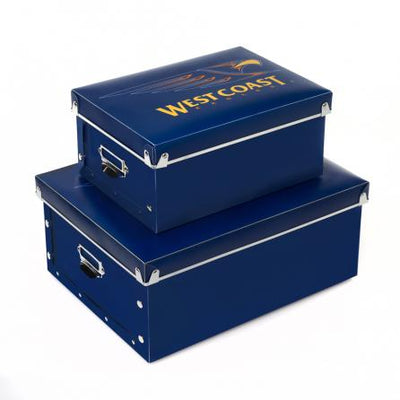 West Coast Eagles Storage Box