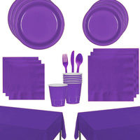 Purple Party Kit - 20 people
