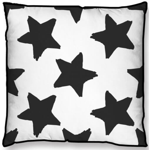 Sketched Stars Cushion