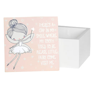 Pink Tooth Fairy Box
