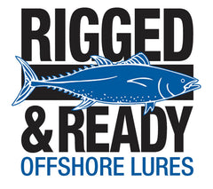 Rigged Offshore Lures