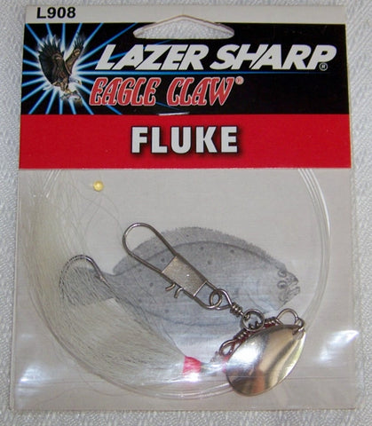 Bucktail Fluke Rig