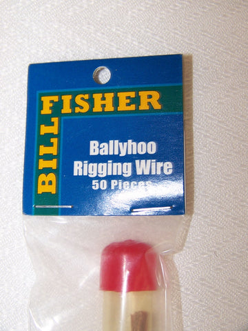 Ballyhoo Rigging Wire by Bill Fisher