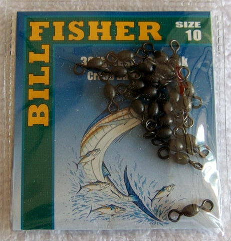 Barrel Swivels  by Bill Fisher
