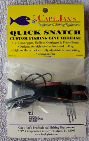 Quick Snatch Release Clips